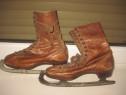 Patine skates vechi dama ASTOR POLAR Werke A.G.Remscheid