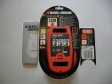BLACK & DECKER, Anglia, detector multifunctional, 3in1, nou,