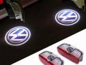 Lumini de usi LED Logo VW proiectoare dedicate
