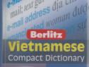 Dictionar Vietnamez – Englez, Englez – Vietnamez, 672 pagini
