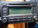 Radio cd vw nou !!! passat, golf, jeta, caddy,etc