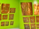 Set 15 monograme vechi colectie de Printesa Prinzessen cupru