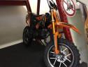 Motocicleta DirtBike Apollo E-Start Culoare:Portocaliu
