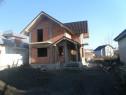 Casa in roman cu teren si utilitati
