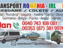 Transport România - Irlanda