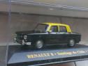 Macheta Renault 8 (Dacia 1100) - Taxi Santiago de Chile 1965