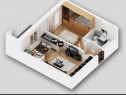Apartament 2 camere tip 1 titan 4 residence