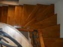 Efectuam placari scari cu lemn