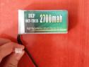 Baterie litiu polimer 7.4V 2700 mAh