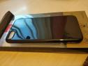 Husa dedicata Iphone 7 silicon negru lucios Xoomz