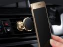 Suport mobil grila ventilatie Gold cu magnet 360 grade C223