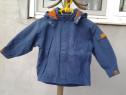 X-MAIL Blue / geaca copii 4 - 5 ani