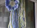 colier cu flori