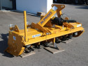 Freza agricola pentru tractor de 80 CP marca Alpego (Italia)