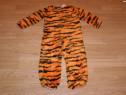 Costum carnaval serbare animal tigru de 2-3-4 ani