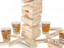 Jenga varianta cu shoturi / Drunken Tower