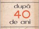 Dupa 40 de ani Autor(i): Dr. V. Ivanov