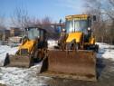 Fundatii case, Canalizari, Inchiriez excavator, buldoexcavat