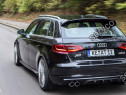 Prelungire tuning eleron haion Audi A3 8V Sportback 12-19 v3