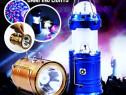 Felinar Camping LED Reincarcabil Lanterna si Proiector C253