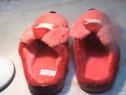 Papuci plusati pentru casa