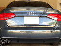 Spoiler lip buza tuning sport bara spate Audi A4 B8 8K S4 v2