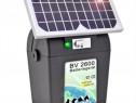 Gard electric bv 2600 + panou solar