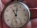 Ceas mecanic rusesc de buzunar vintage Cristal-Molnija