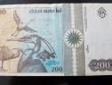 200 lei, dec. 1992