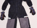 Salopeta iarnă, combinezon, Overall, costum ski Didriksons