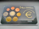 A168-UNC Franta-Monaco euro set comemorativ monede numismati