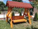 Balansoar rustic / Legan din lemn