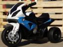 Mini Motocicletă electrică pentru copii 1-3 ani BMW S1000RR