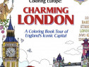 Charming London Coloring Europe