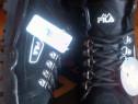 Bocanci Fila Trail Blazer Suede negru 42, 43, 44EU