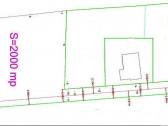 Teren 2000 mp in Apahida ideal c-tie case D+P+2E