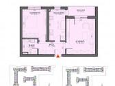 Apartament 2 camere langa Cora Lujerului