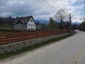 Bran - Sohodol, teren 3000 mp pentru casa vacanta, utilitati