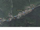 Teren intravilan in Moneasa 1800 mp