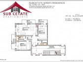 Apartament 3 camere decomandat, 2 bai, Prima Casa Centura
