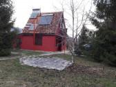 Cabanuta cu 1350 m2,toate utilitatile,Sibiel si Vale