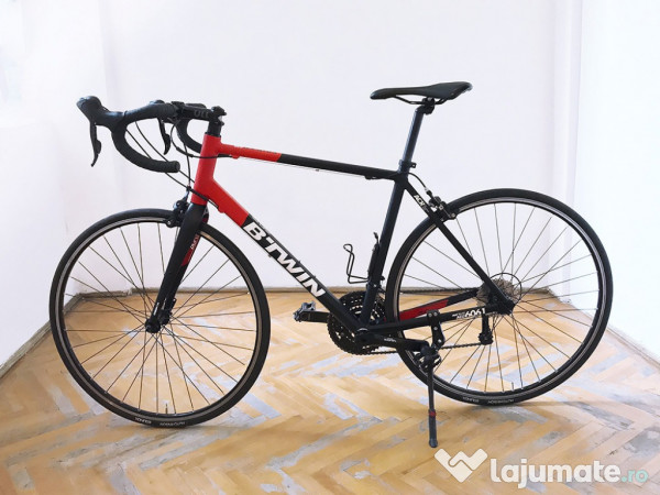 Bicicleta Btwin Triban 520 full Shimano Sora 11-32T cursiera, 1 550 ron