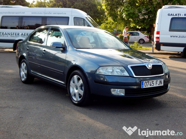 skoda octavia 1 9 tdi 105 cp 2007 euro 4 eur. Black Bedroom Furniture Sets. Home Design Ideas