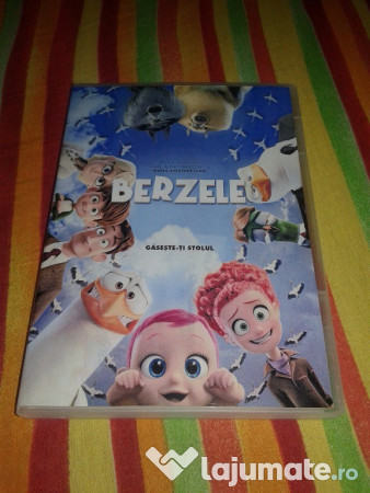 storks berzele dvd desene animate dublate romana 35 ron