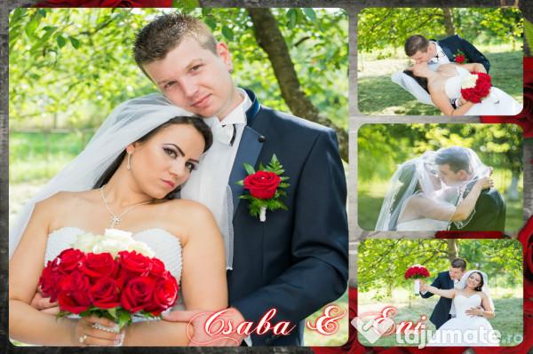 Pachet Complet Pentru Nunta Foto Video Sonor 650 Eur Lajumatero