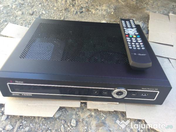 receiver telekom media receiver 300 320 ron. Black Bedroom Furniture Sets. Home Design Ideas