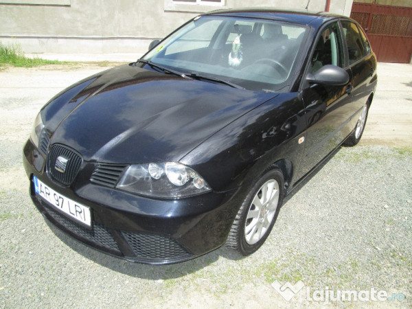 seat ibiza 1 4 tdi 80 cp climatronic 2008 eur. Black Bedroom Furniture Sets. Home Design Ideas