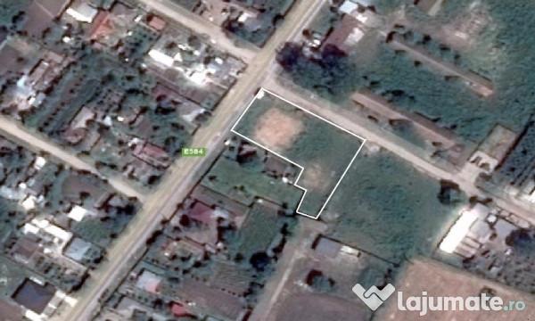 Vanzare  terenuri constructii  2592 mp Braila, Albina  - 28500 EURO