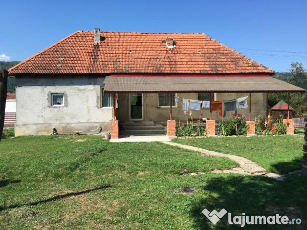 Vanzare  casa  3 camere Caras Severin, Bautar  - 38000 EURO