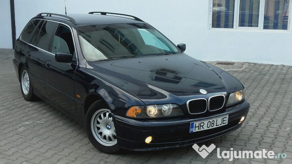 bmw 520 d an 2001 diesel eur. Black Bedroom Furniture Sets. Home Design Ideas